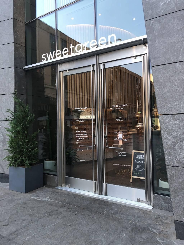 sweetgreen | restaurant | 10 Hudson Yards, New York, NY 10001, USA | 6468324350 OR +1 646-832-4350