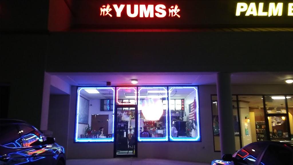 Yums Chinese Restaurant   restaurant   1620 Airport Blvd #120, Pensacola, FL 32504, USA   8504772999 OR +1 850-477-2999