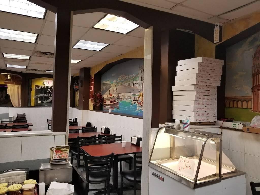 Ginas Pizzeria | restaurant | 503 Frank E Rodgers Blvd N, Harrison, NJ 07029, USA | 9734824883 OR +1 973-482-4883
