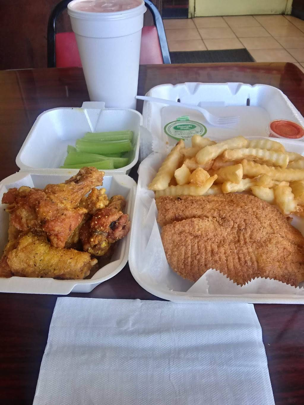 American Wings | restaurant | 890 Cleveland Ave, East Point, GA 30344, USA | 4047659946 OR +1 404-765-9946