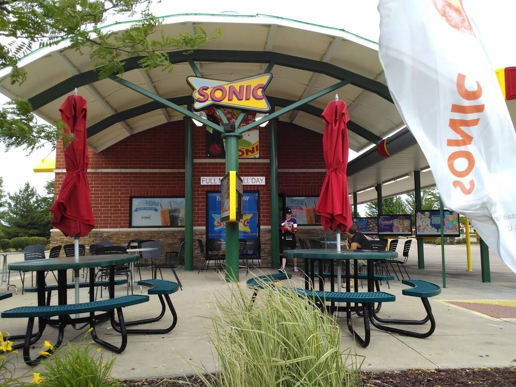 Sonic Drive-In   restaurant   16031 South Farrell Rd, Lockport, IL 60441, USA   8158380092 OR +1 815-838-0092