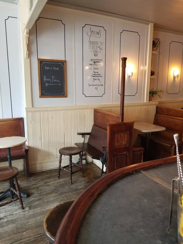 Henry Public | restaurant | 329 Henry St, Brooklyn, NY 11201, USA | 7188528630 OR +1 718-852-8630