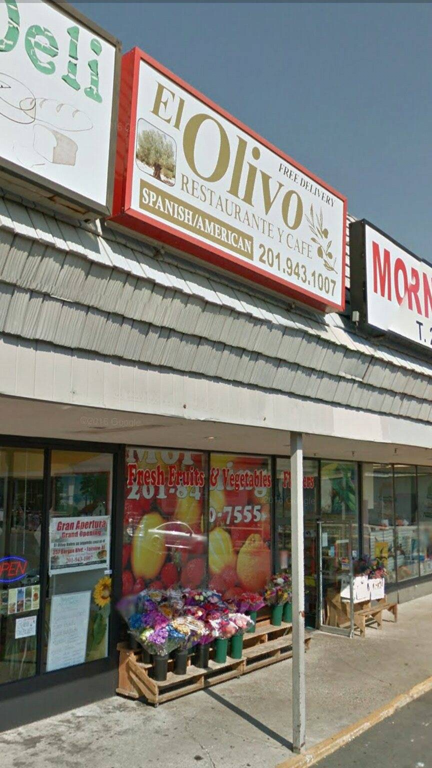El Olivo   restaurant   257 Bergen Blvd, Fairview, NJ 07022, USA   2019431007 OR +1 201-943-1007