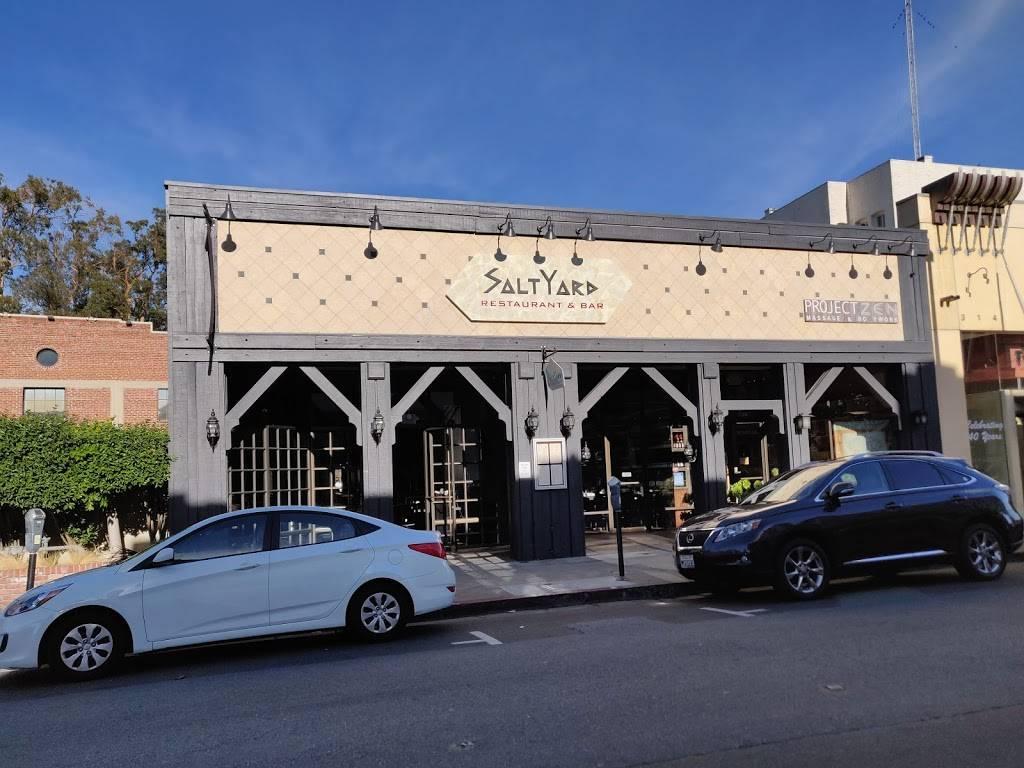 Saltyard Restaurant and Bar   restaurant   322 Lorton Ave, Burlingame, CA 94010, USA   6503427355 OR +1 650-342-7355