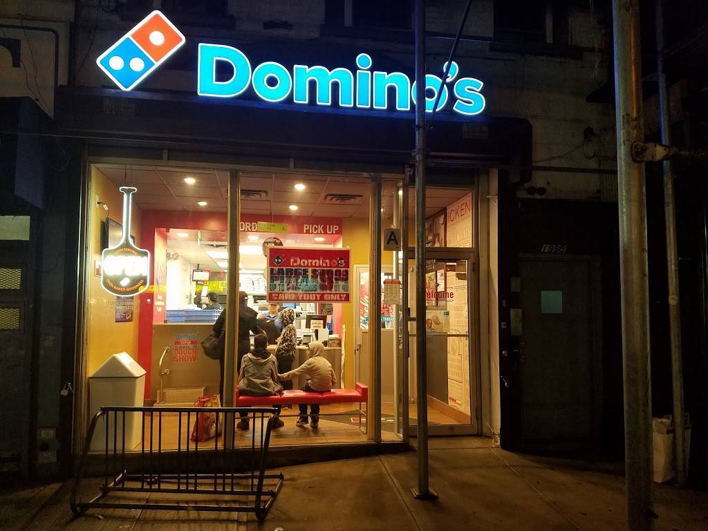 Dominos Pizza | meal delivery | 1993 3rd Ave, New York, NY 10029, USA | 2128310300 OR +1 212-831-0300