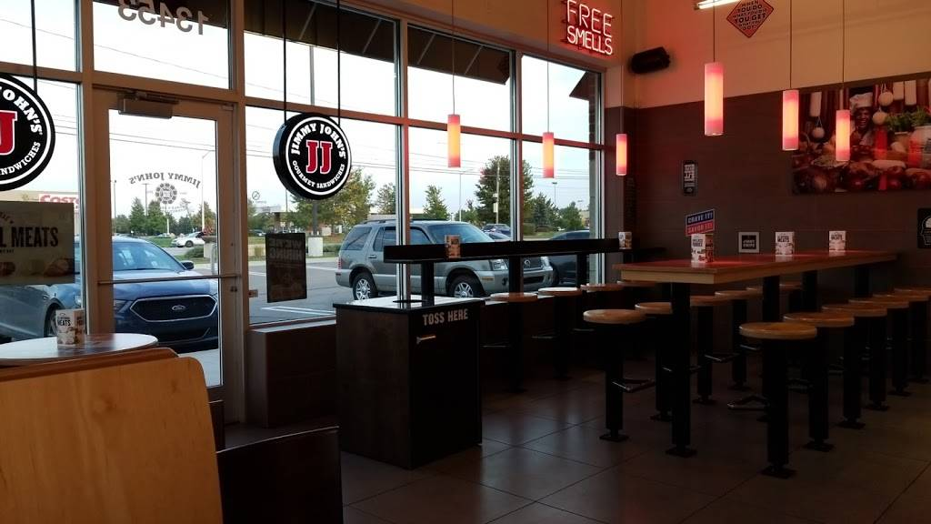 Jimmy Johns | meal delivery | 13453 Middlebelt Rd, Livonia, MI 48150, USA | 7348533307 OR +1 734-853-3307