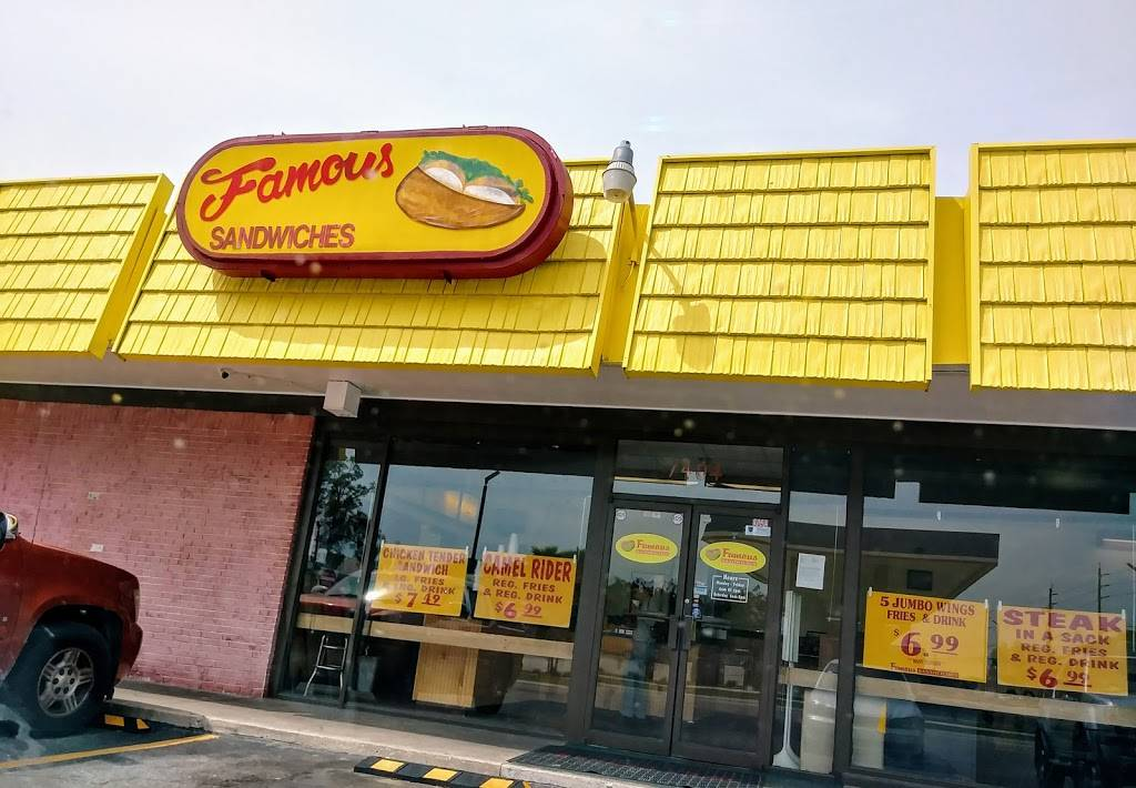 Famous Sandwiches | meal takeaway | 7404 Lem Turner Rd, Jacksonville, FL 32208, USA | 9047681718 OR +1 904-768-1718