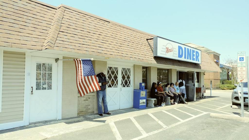 Maries Diner | restaurant | 6325 Crain Hwy, La Plata, MD 20646, USA | 3019326884 OR +1 301-932-6884