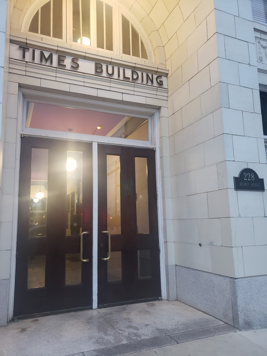 Times Building | restaurant | Greene St NE, Huntsville, AL 35801, USA