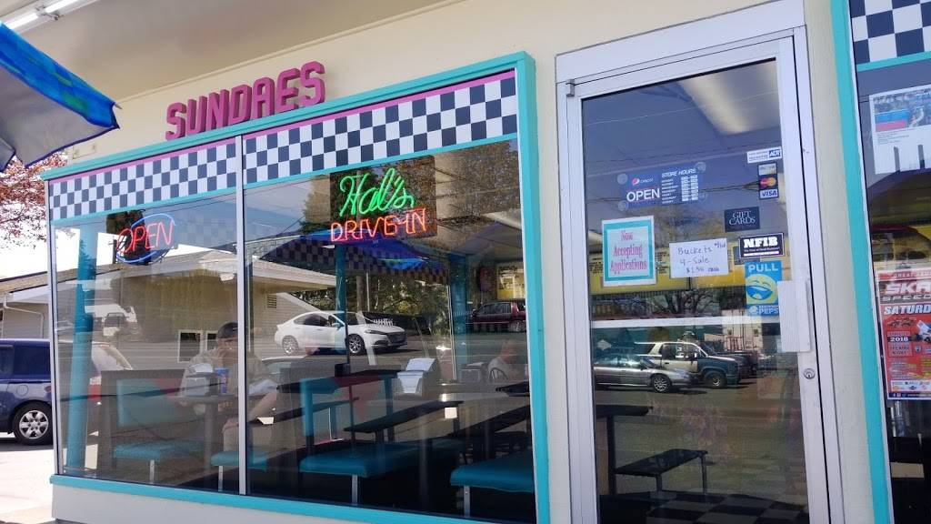 Hals Drive In | restaurant | 321 E State St, Sedro-Woolley, WA 98284, USA | 3608550868 OR +1 360-855-0868