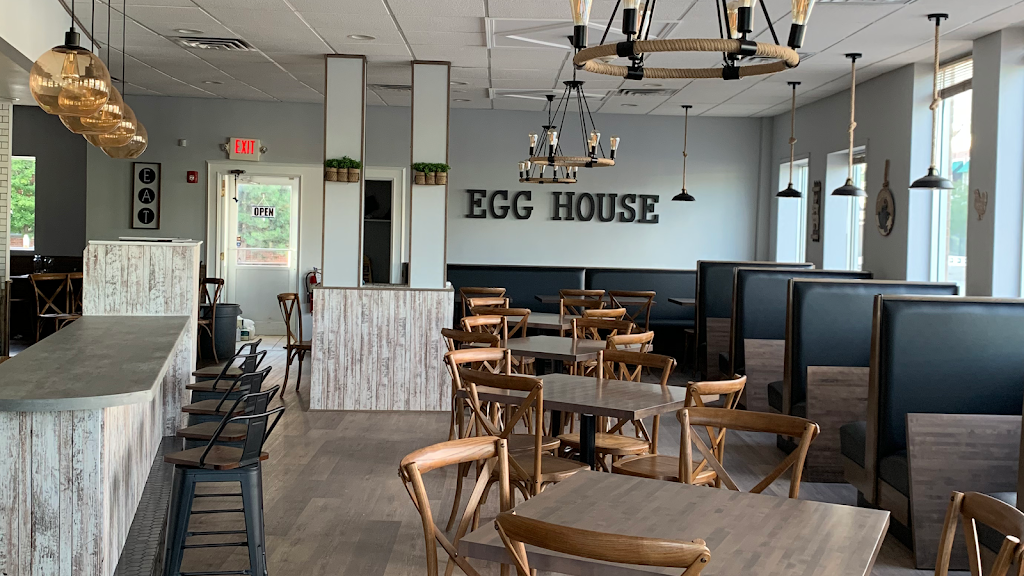 Egg House | restaurant | 2 W St Charles Rd, Lombard, IL 60148, USA | 6303766044 OR +1 630-376-6044