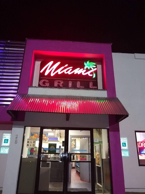 Miami Grill Spartanburg | restaurant | 250 Hearon Cir, Spartanburg, SC 29303, USA | 8645853599 OR +1 864-585-3599