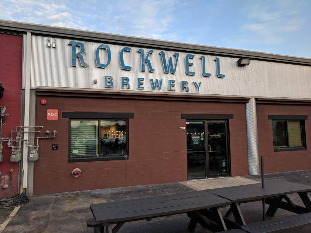 Rockwell Brewery - Restaurant | 880 N East St Suite 201, Frederick ...