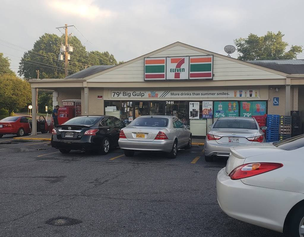 7-Eleven | bakery | 7411 Central Ave, Capitol Heights, MD 20743, USA | 3013365446 OR +1 301-336-5446