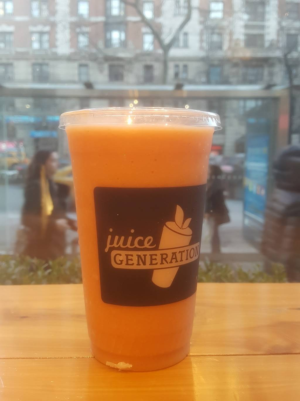 Juice Generation | restaurant | 2345 Broadway, New York, NY 10024, USA | 2125311110 OR +1 212-531-1110