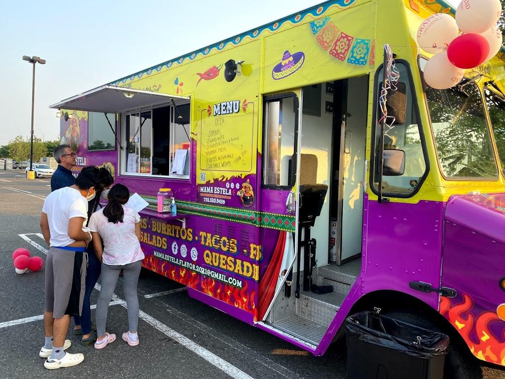 Mama estela food truck | restaurant | 400 Promenade Blvd, Bridgewater Township, NJ 08807, USA | 7325209439 OR +1 732-520-9439