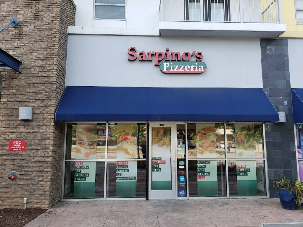 Sarpino's Pizzeria | meal delivery | 1000 Northside Dr NW #700, Atlanta, GA 30318, USA | 4047454555 OR +1 404-745-4555