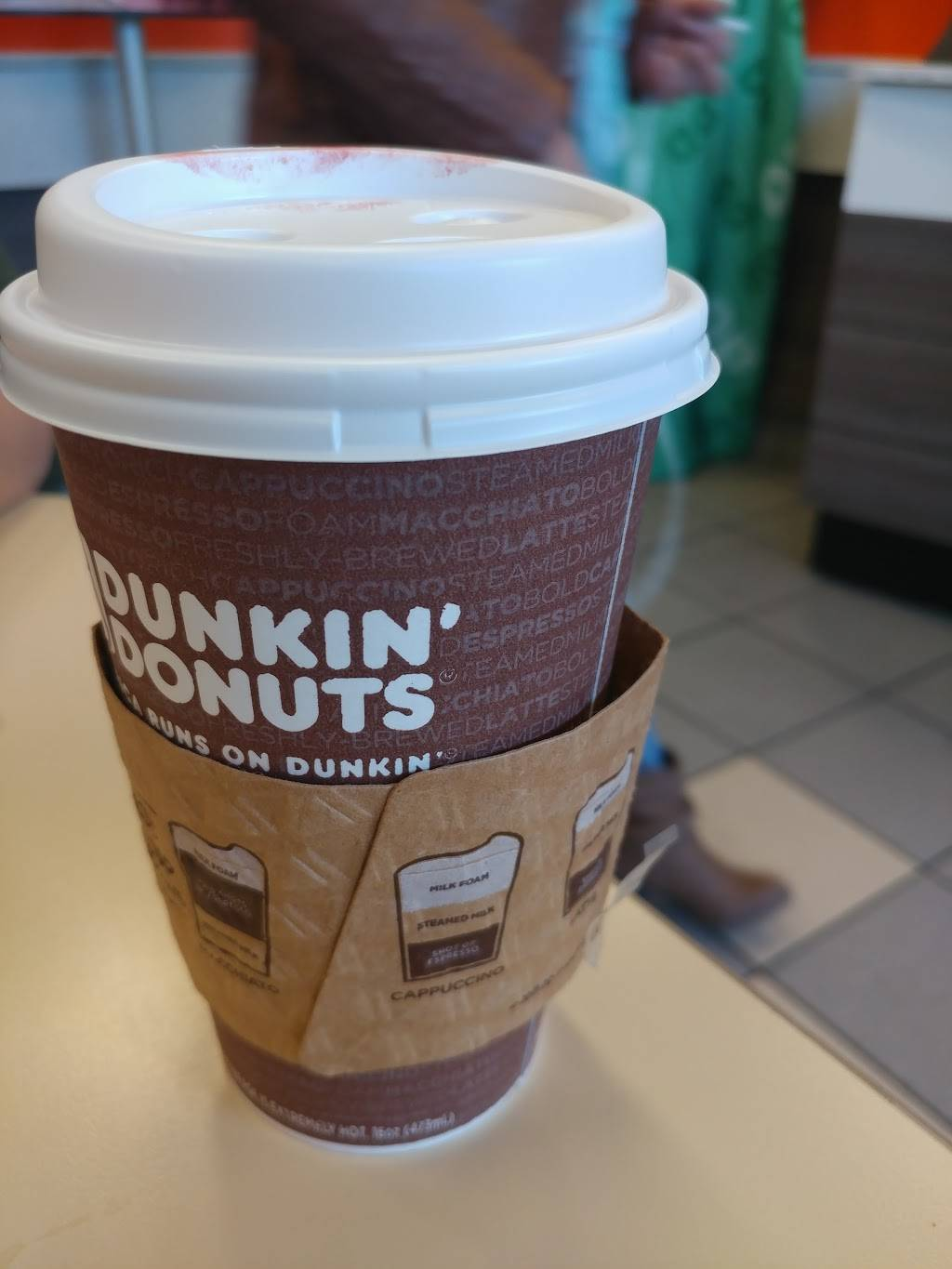 Dunkin Donuts | cafe | 2816 Palisade Ave, Weehawken, NJ 07086, USA | 2013480495 OR +1 201-348-0495