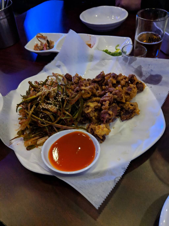 케이포차 k pocha | restaurant | 8801 Baltimore National Pike #17, Ellicott City, MD 21043, USA | 4104619100 OR +1 410-461-9100