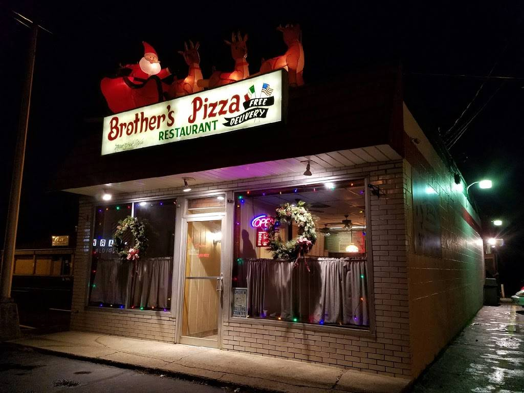 Brothers Pizza & Restaurant | restaurant | 144 S High St, Cortland, OH 44410, USA | 3306386555 OR +1 330-638-6555