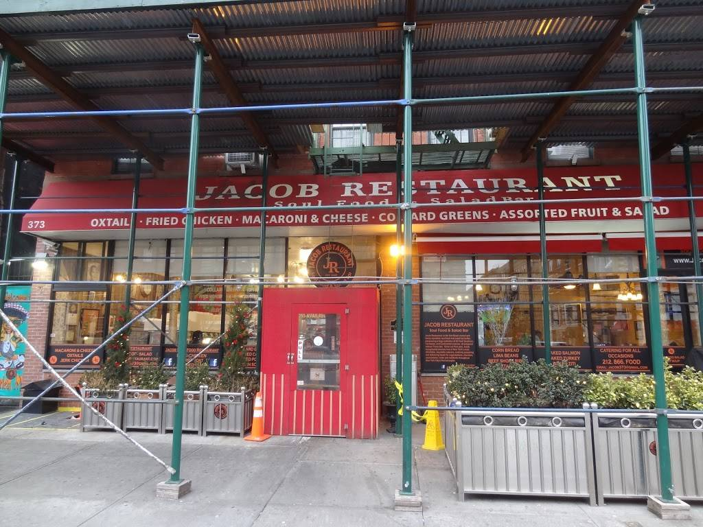 Jacobs | restaurant | 2695 Frederick Douglass Blvd, New York, NY 10030, USA | 2122833663 OR +1 212-283-3663