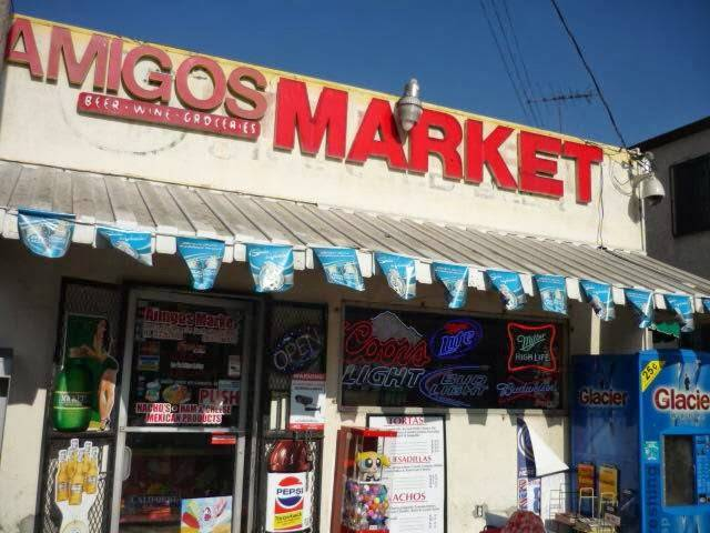 Amigos Market | meal takeaway | 3405 City Terrace Dr, Los Angeles, CA 90063, USA | 5624544140 OR +1 562-454-4140