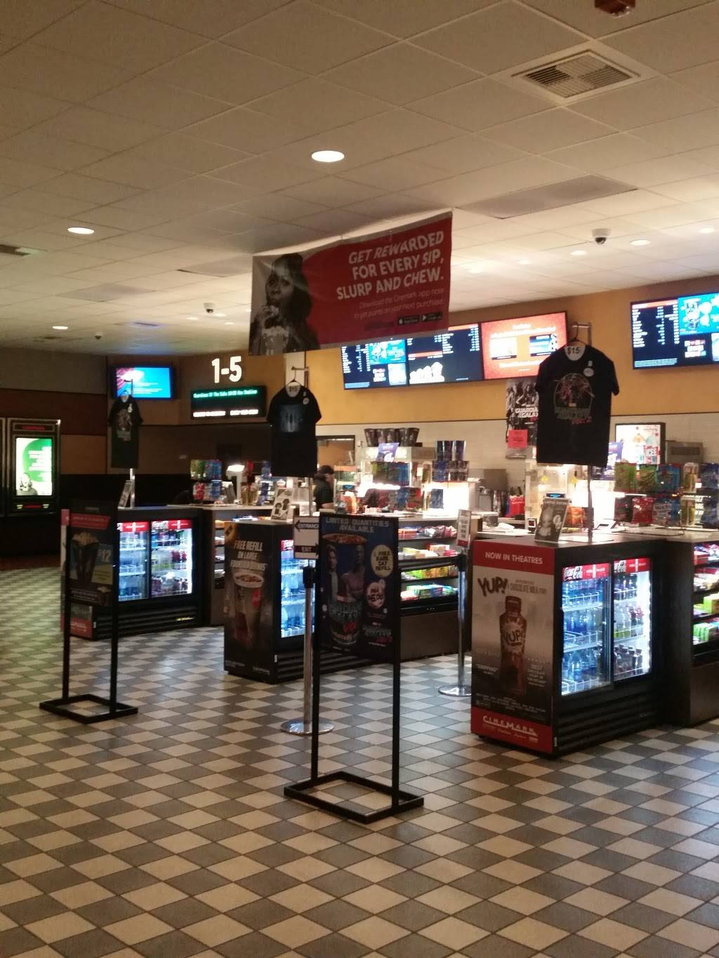 Cinemark Movies 10 | meal takeaway | 400 Winchester Ave, Ashland, KY 41101, USA | 6063243128 OR +1 606-324-3128