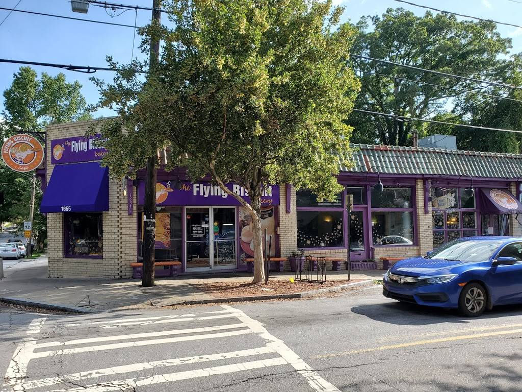 The Flying Biscuit Cafe | meal delivery | 1655 McLendon Ave NE, Atlanta, GA 30307, USA | 4046878888 OR +1 404-687-8888