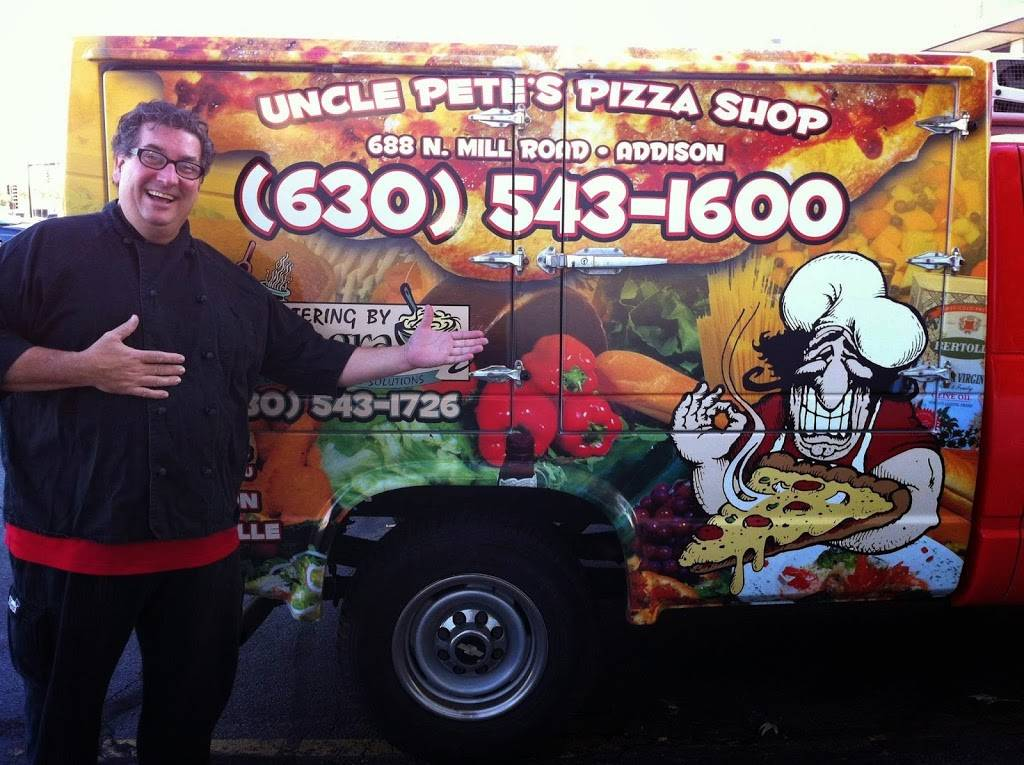 Uncle Petes Pizza | restaurant | 688 N Mill Rd, Addison, IL 60101, USA | 6305431600 OR +1 630-543-1600