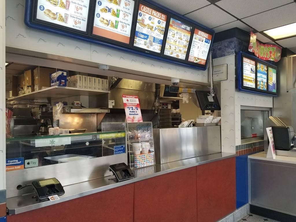 White Castle   restaurant   3810 John F. Kennedy Blvd, Union City, NJ 07087, USA   2018676888 OR +1 201-867-6888