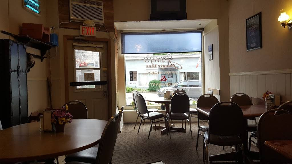 Jennys Country Lane | restaurant | 38 Mill St, Stirling, ON K0K 3E0, Canada | 6133955487 OR +1 613-395-5487