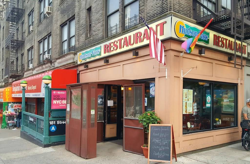 Hudson View | restaurant | 770 W 181st St, New York, NY 10033, USA | 2127810303 OR +1 212-781-0303