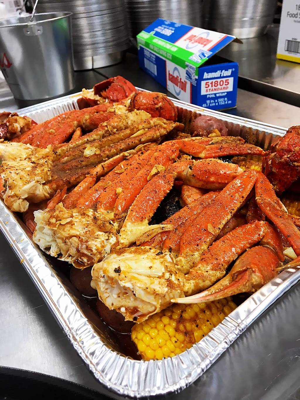 King Crab | restaurant | 7401 E Independence Blvd, Charlotte, NC 28227, USA | 9802990029 OR +1 980-299-0029