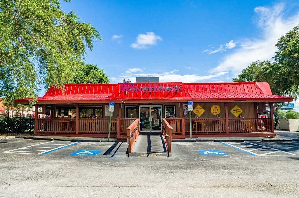 The WingHouse of Palm Harbor   restaurant   34900 US-19, Palm Harbor, FL 34684, USA   7277847706 OR +1 727-784-7706