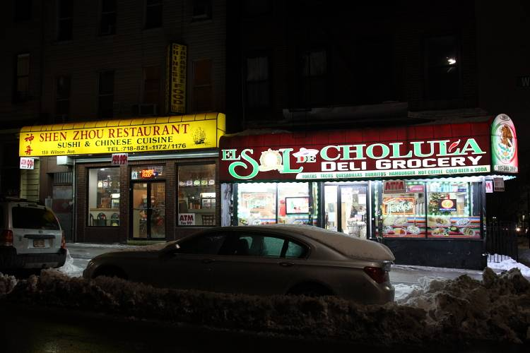El Sol De Cholula | restaurant | 161 Wilson Ave, Brooklyn, NY 11237, USA | 9173403901 OR +1 917-340-3901