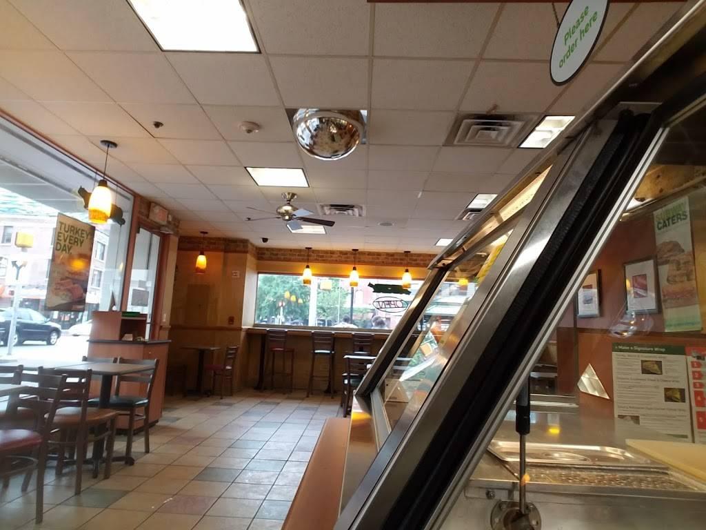 Subway   restaurant   93 Montgomery St, Jersey City, NJ 07302, USA   2019859040 OR +1 201-985-9040