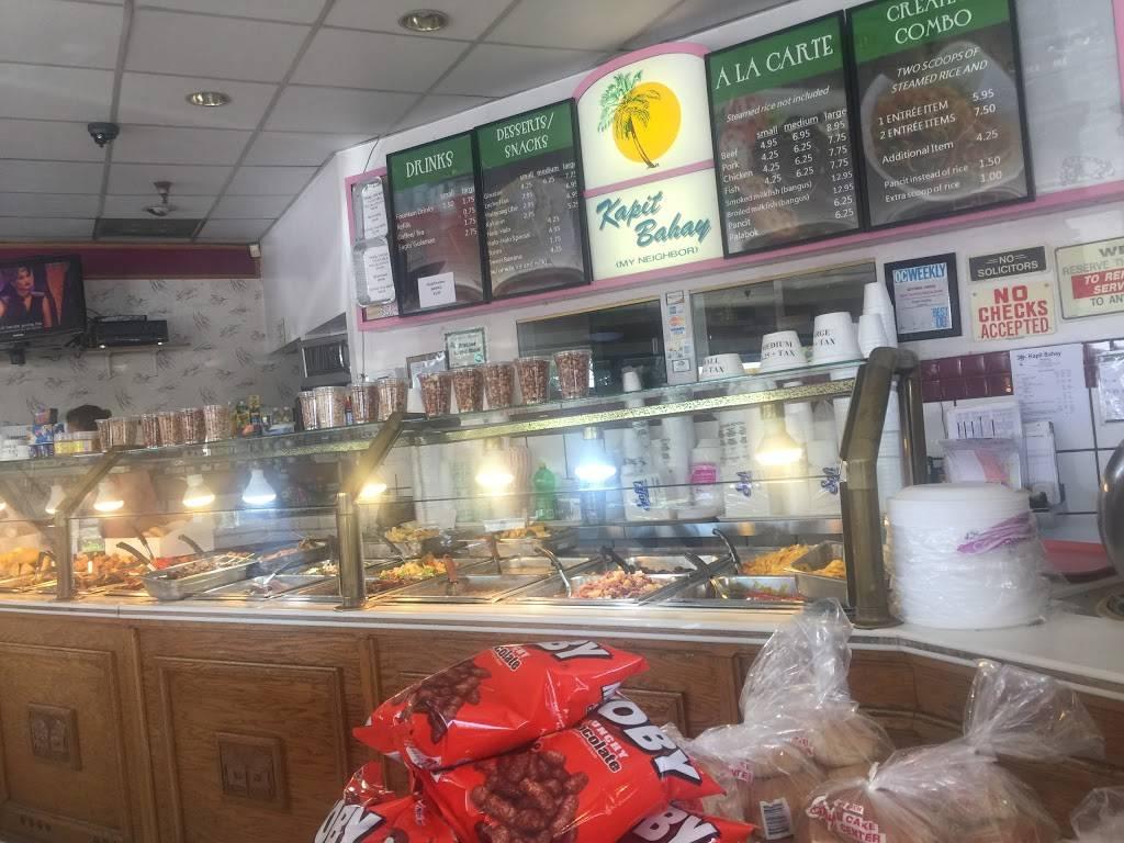 Kapit Bahay | restaurant | 615 N Euclid St, Anaheim, CA 92801, USA | 7146354400 OR +1 714-635-4400