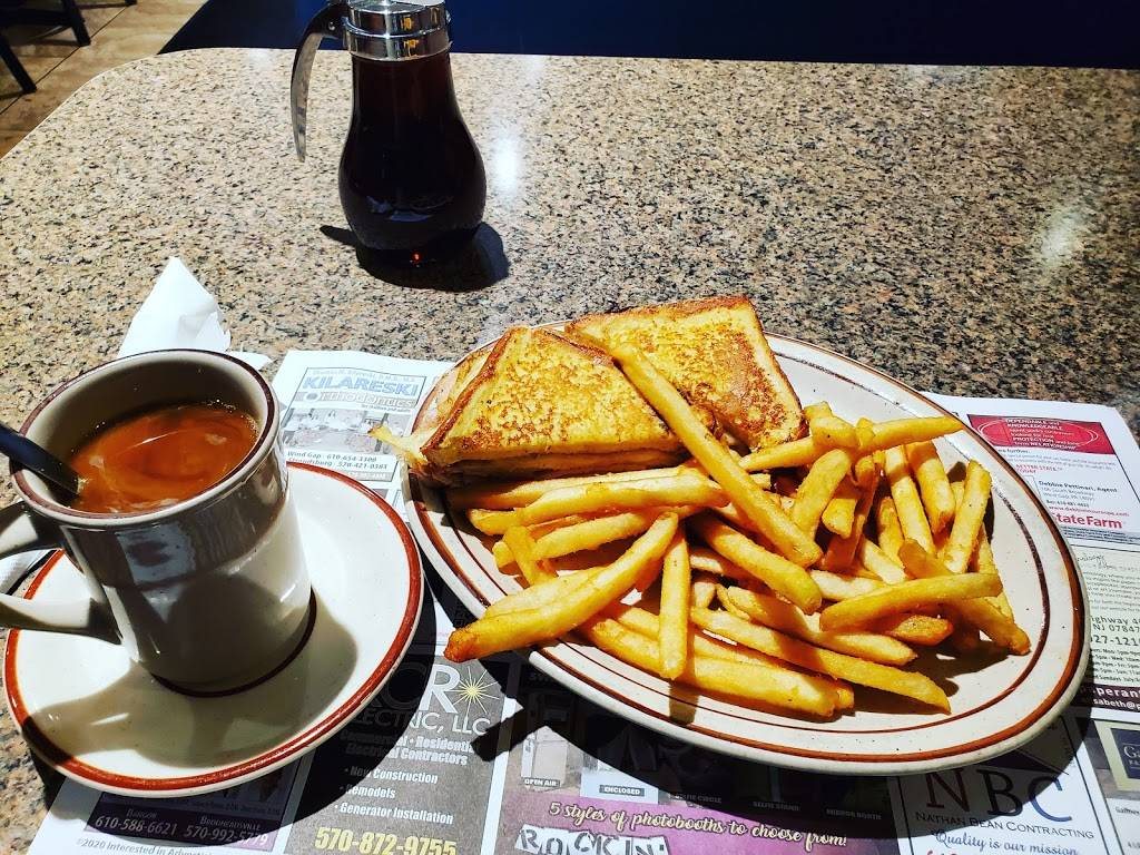 Slate belt diner | restaurant | 370 Blue Valley Dr, Bangor, PA 18013, USA | 6104529205 OR +1 610-452-9205