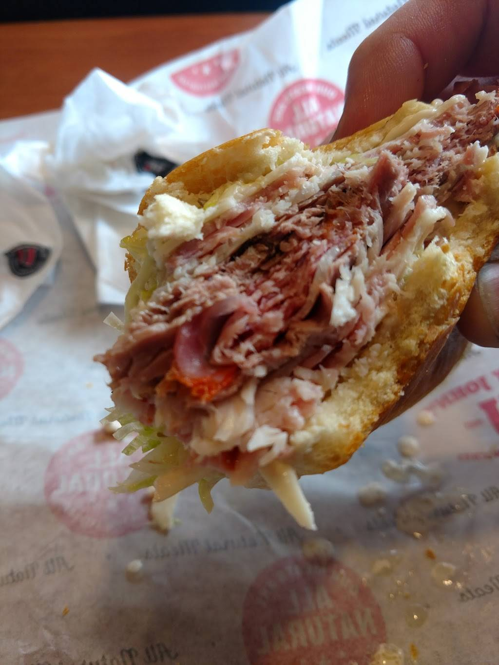 Jimmy Johns | meal delivery | 5568 Beckley Rd Ste. 4, Battle Creek, MI 49015, USA | 2699792699 OR +1 269-979-2699