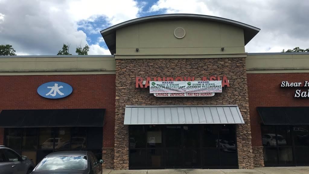 Wasabi Sushi & Steak Japanese Restaurant   restaurant   3725 Sixes Rd Ste 109, Canton, GA 30114, USA   7707200879 OR +1 770-720-0879