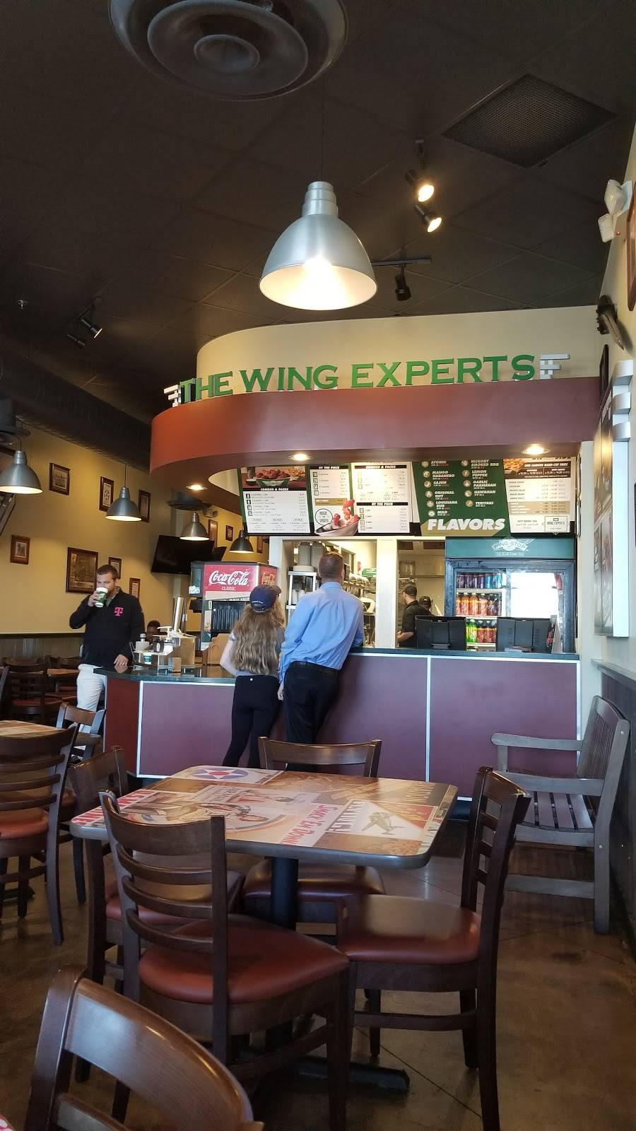 Wingstop | restaurant | 28517 Schoolcraft Ste A-110, Livonia, MI 48150, USA | 7345229464 OR +1 734-522-9464