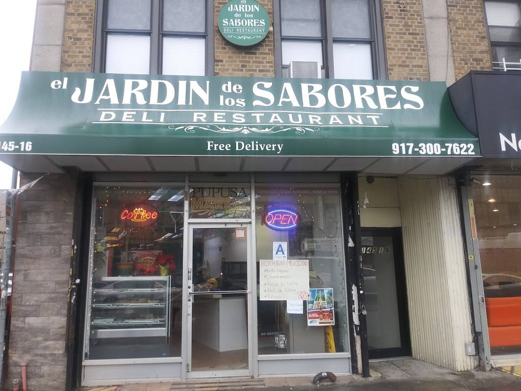 Jardin de sabores deli food | restaurant | 145 16th St, Jamaica, NY 11435, USA | 9173007622 OR +1 917-300-7622