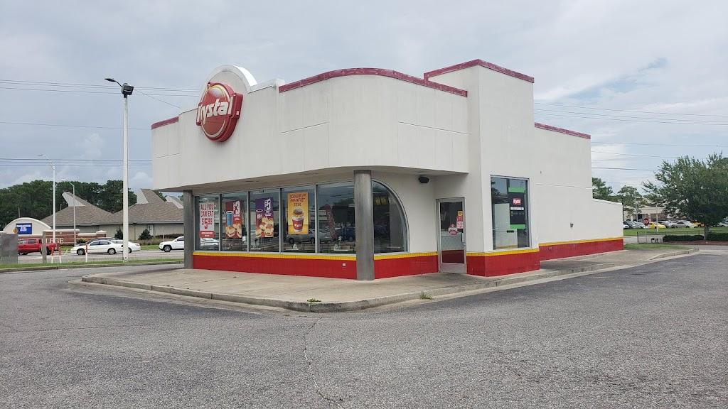 Krystal   meal takeaway   5660 N 9th Ave, Pensacola, FL 32504, USA   8504773623 OR +1 850-477-3623