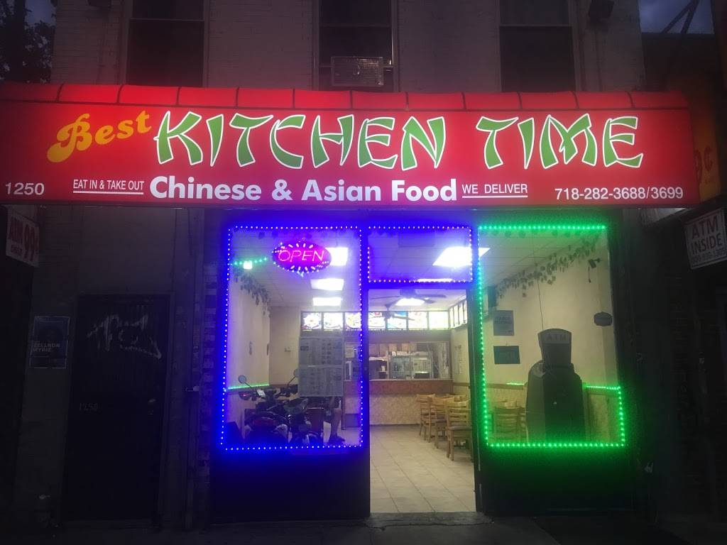 Best kitchen time | restaurant | 1250 Nostrand Ave, Brooklyn, NY 11225, USA | 7182823688 OR +1 718-282-3688