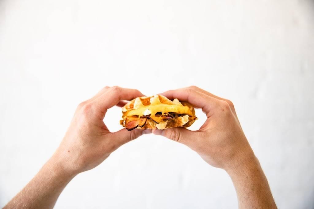 Smashed Waffles | restaurant | 7830 NC-751, Durham, NC 27713, USA | 9199240240 OR +1 919-924-0240