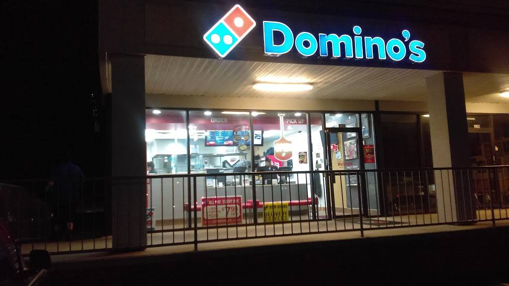 Dominos Pizza | meal delivery | 4154 Austell Powder Springs Rd SW, Powder Springs, GA 30127, USA | 7709433030 OR +1 770-943-3030