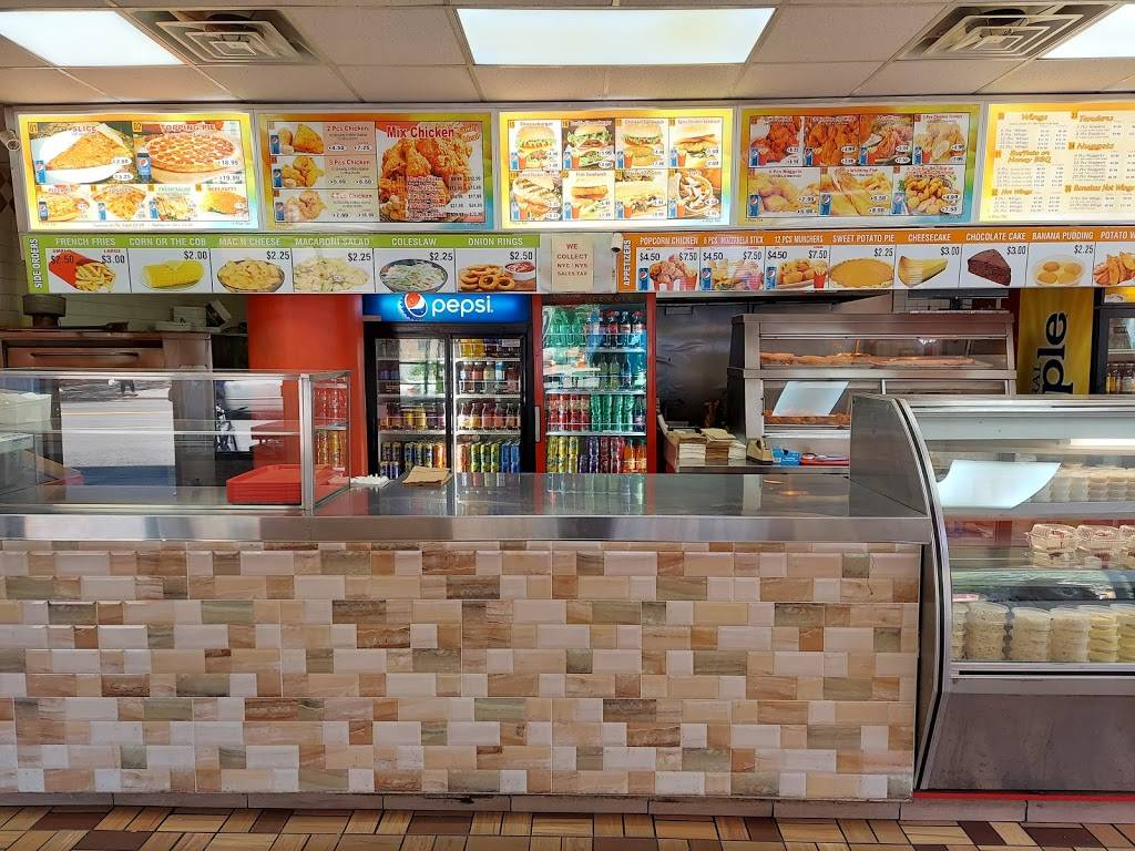 Big NY Chicken | meal takeaway | 40-35 21st St, Queens, NY 11101, USA | 7187865571 OR +1 718-786-5571