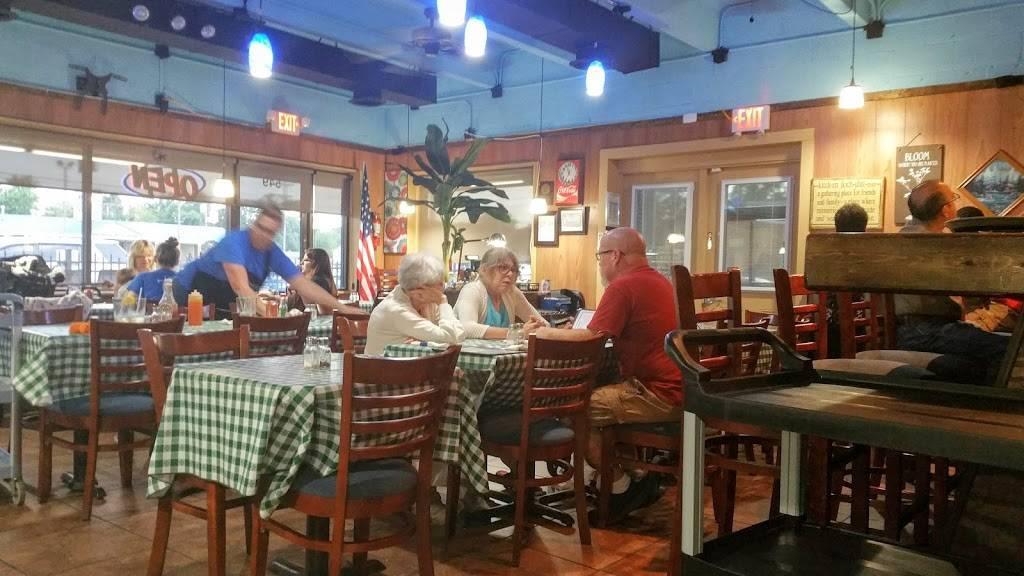 Campbell S Kitchen Restaurant 549 Dover Rd Clarksville Tn 37042 Usa