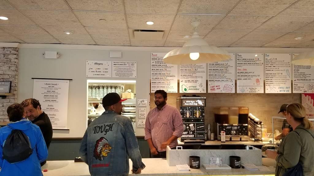 by CHLOE | restaurant | 181 Front St, New York, NY 10038, USA