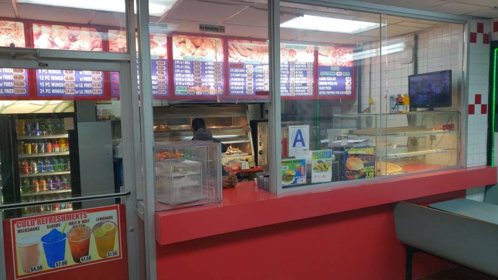 US Fried Chicken & Pizza | restaurant | 3846, 1231 Nostrand Ave, Brooklyn, NY 11225, USA | 7184849898 OR +1 718-484-9898